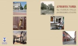 Katalog izložbe Dunavska ulica