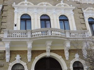 okončani radovi Okončani radovi  na sanaciji fasade Matičarskog zdanja