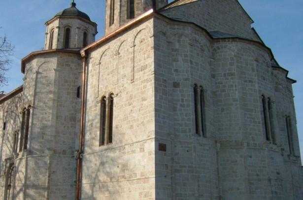 Konzervatorski radovi na obnovi Hrama Svetih arhangela Mihajla i Gavrila Manastira Kovilj