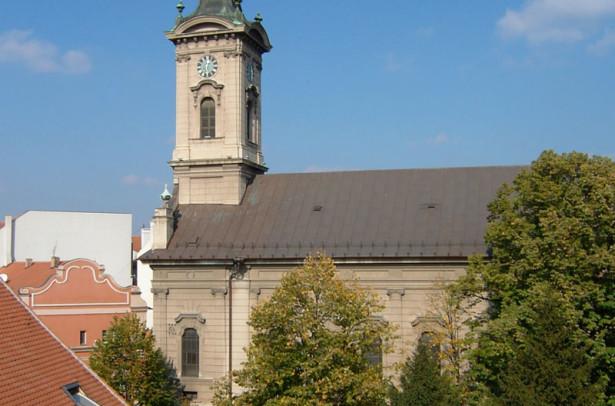 Saborna crkva Sv. Velikomučenika Georgija u Novom Sadu